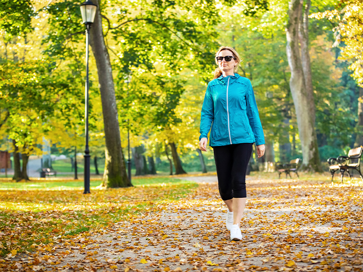 Pick Up the Pace: Walking More Quickly May Improve Your Health