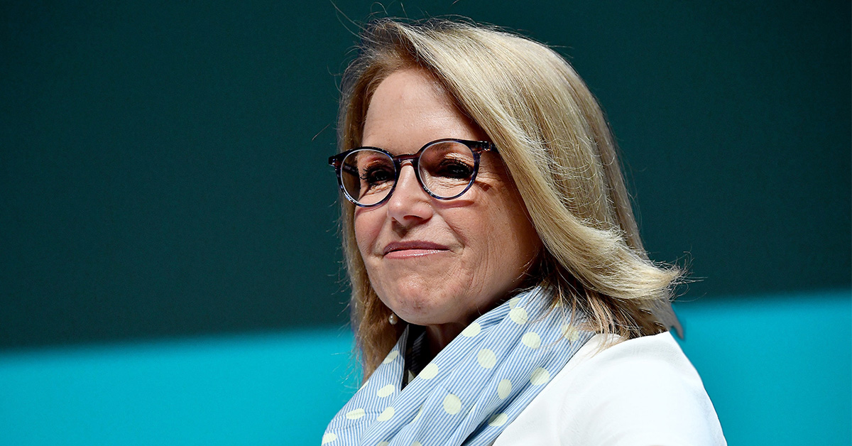 Katie Couric On What Every Cancer Caregiver Needs To Know