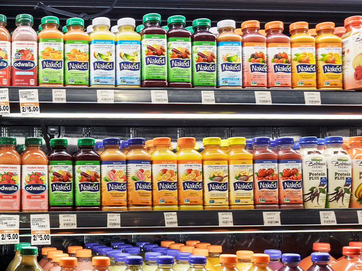 Is Naked Juice Healthy? Benefits and Downsides