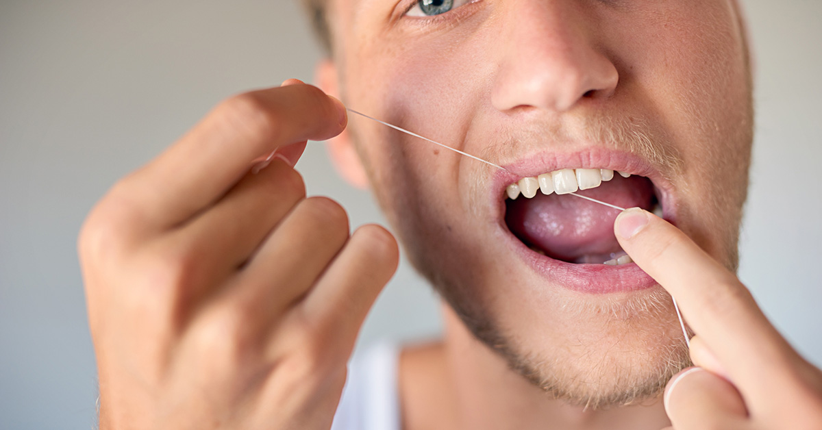 How Often Should I Floss My Teeth A Day