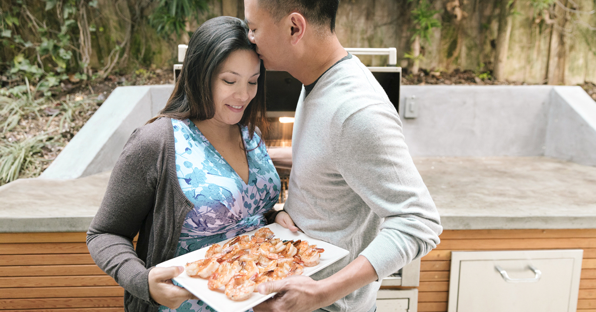 can pregnant women eat shrimp when it is and isn't ok