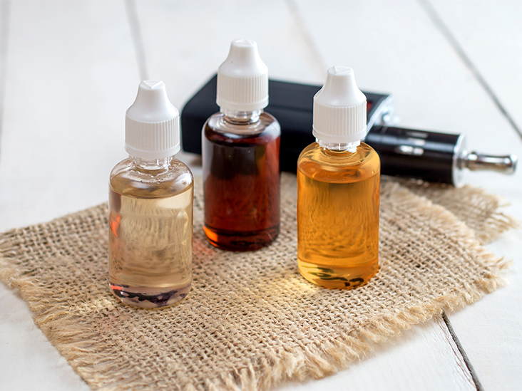 It's a Terrible Idea to Make Your Own Vaping Juice