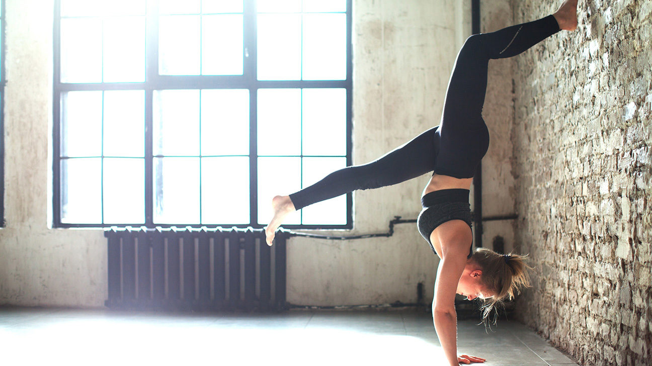 How To Do Handstands All Day Long