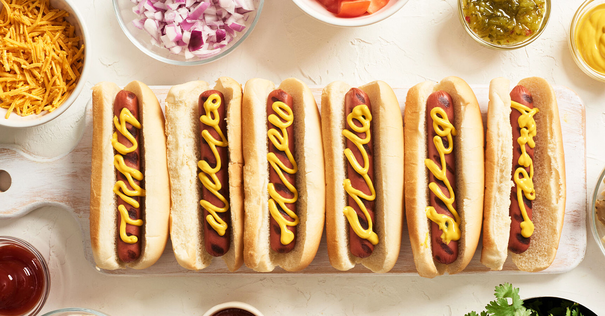 How Many Calories Are In A Hot Dog