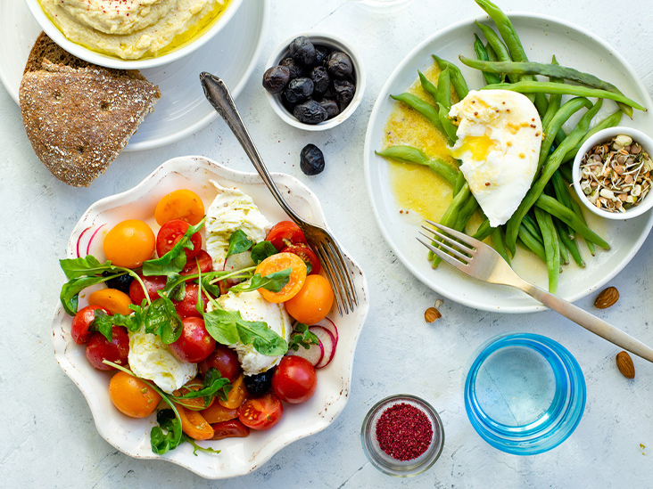 what bread can i eat on mediterranean diet