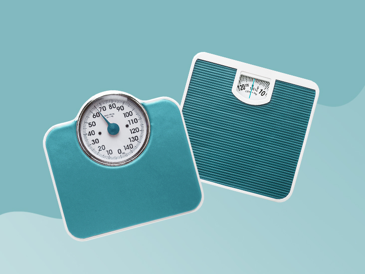 Weight Fluctuation Daily Range 8