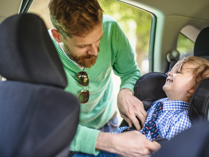 Forward Facing Car Seat, Do Fire Stations Help Install Car Seats