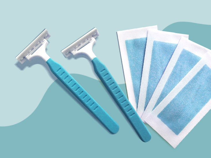What's the Difference Between Waxing and Shaving?