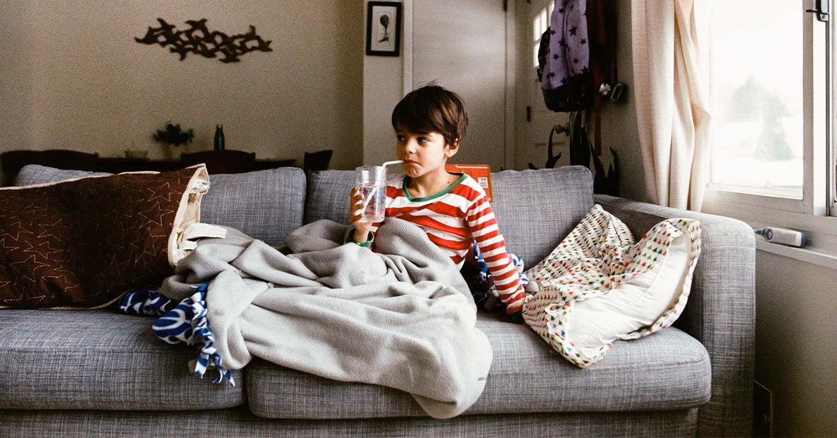 Stomach Flu in Kids: Symptoms, Treatment, Home Remedies
