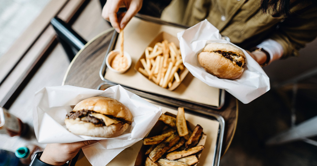Restaurant and Takeout Meals Could Be Sabotaging Your Diet