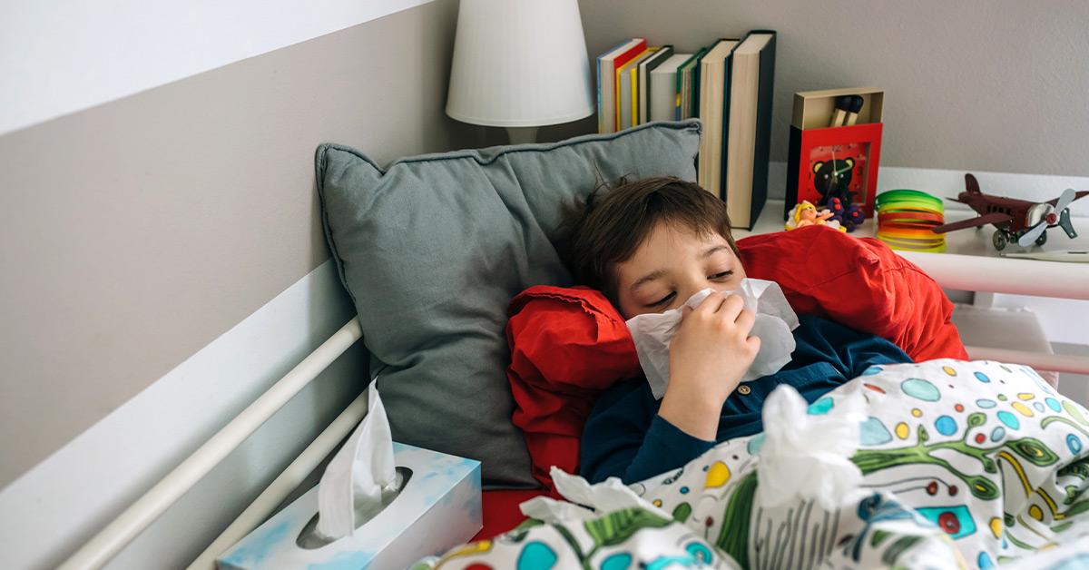 What to Know about a 'Double-Barreled Flu Season'