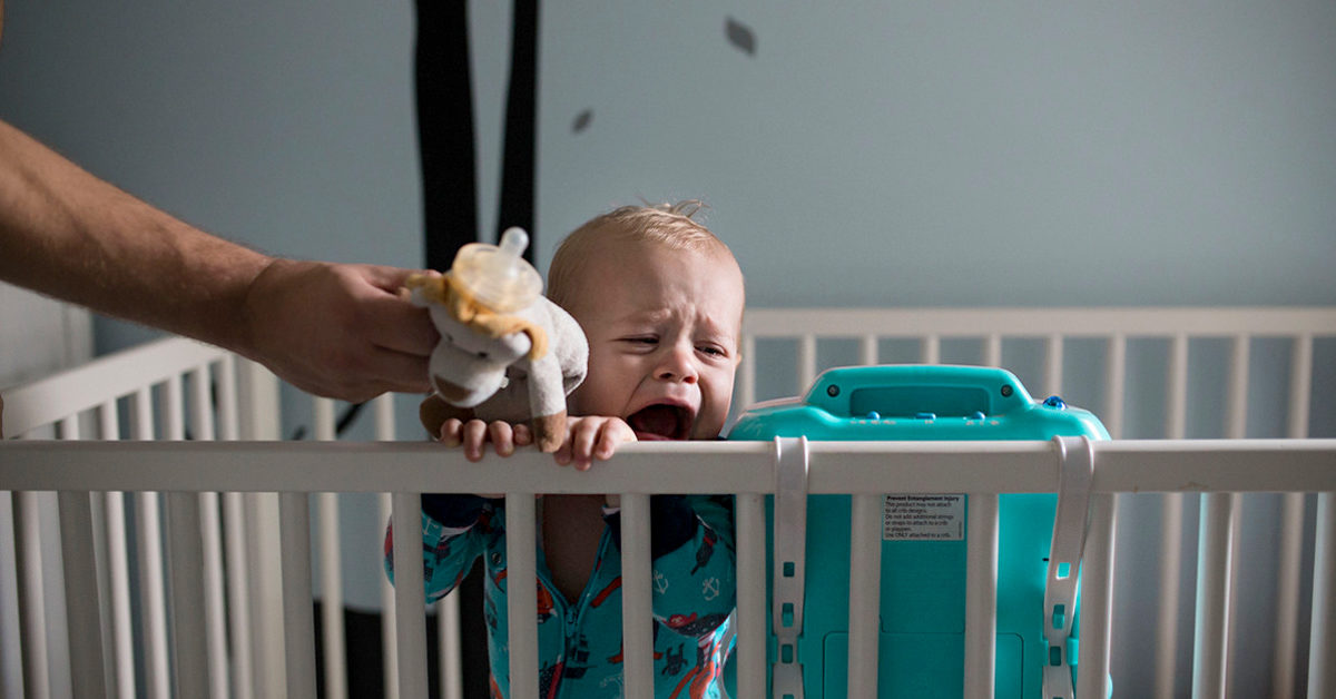 Getting Your Baby (or Toddler) to Sleep in the Crib: Tips and Tricks