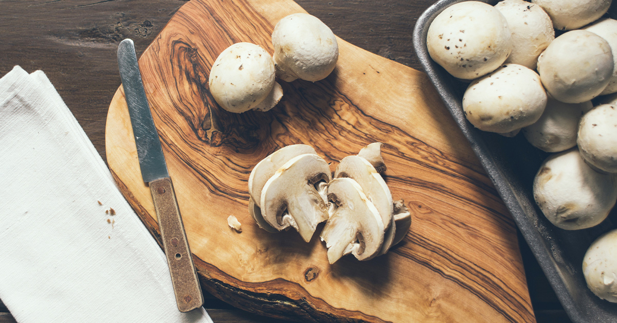 White Mushrooms Nutrition Benefits And Uses