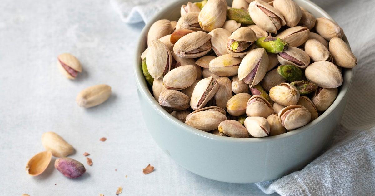 are pistachios nuts diet