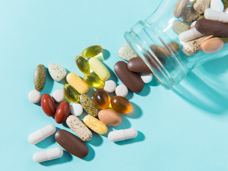 These Are The Vitamins Your Body Actually Needs On A Daily Basis