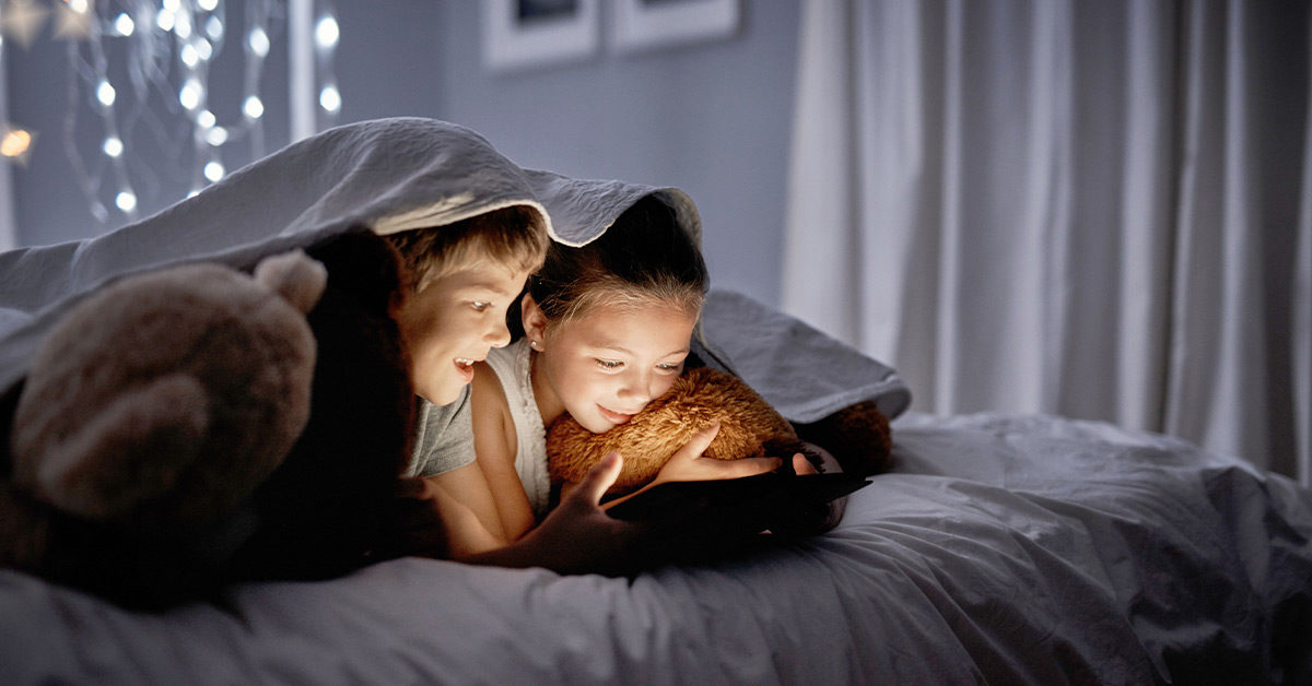 Late Bedtime Linked to Obesity in Children. What Parents Can Do