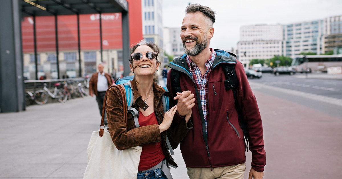 Is Your Partner Optimistic? Why That Impacts Health as You Age