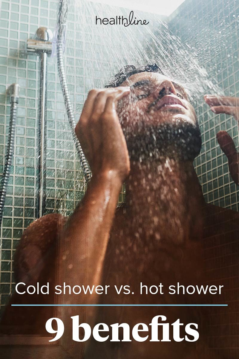 Cold Shower Vs Hot Shower Benefits Post Workout And More