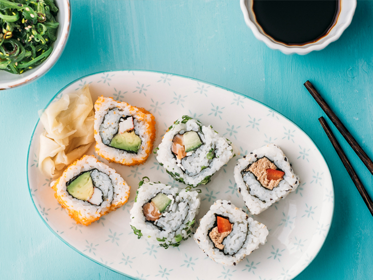 can pregnant women eat sushi safe options and more
