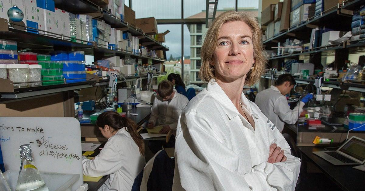 Scientists Use CRISPR Gene Editing Inside a Person's Body