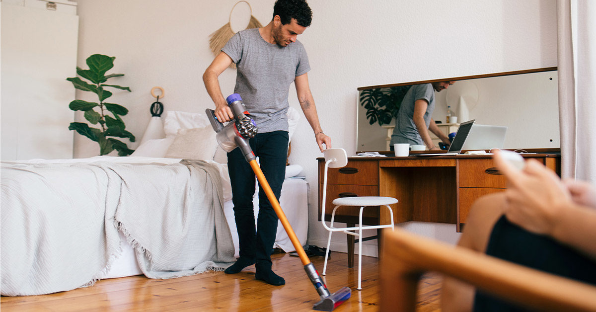 Here Are 5 Ways Spring-Cleaning Can Make You Healthier