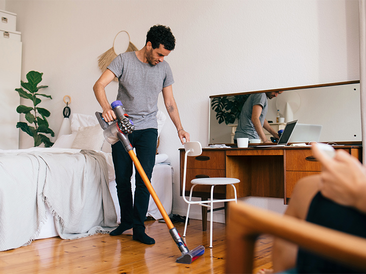 5 Ways Spring-Cleaning Can Make You Healthier