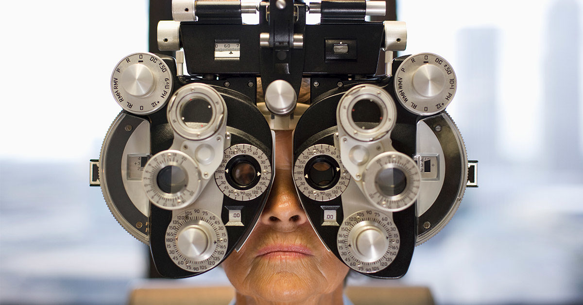 Vision Problems Are a Serious Health Issue for People With Parkinson's