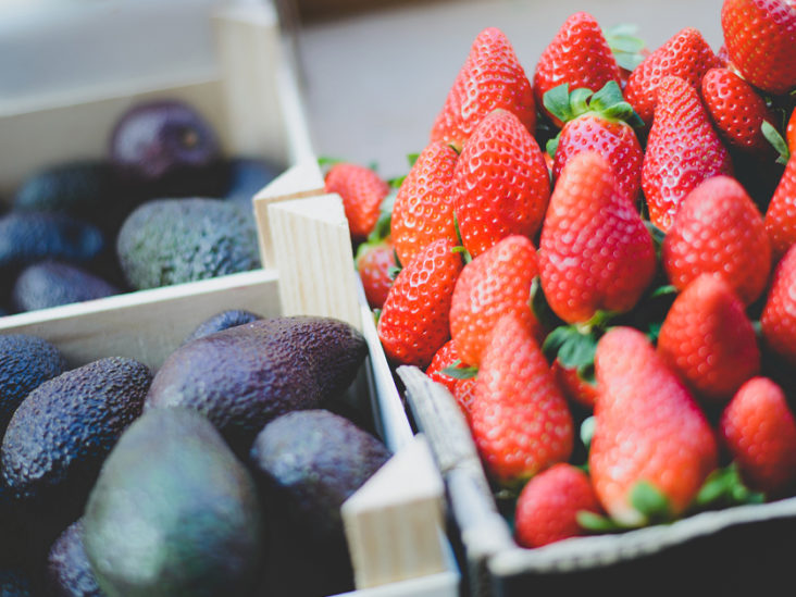 keto diet can i eat strawberries