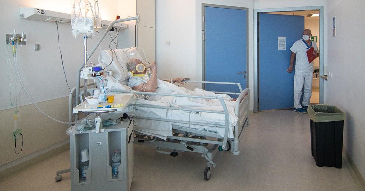 Experimental Drugs May Help Keep COVID-19 Patients Off Ventilators