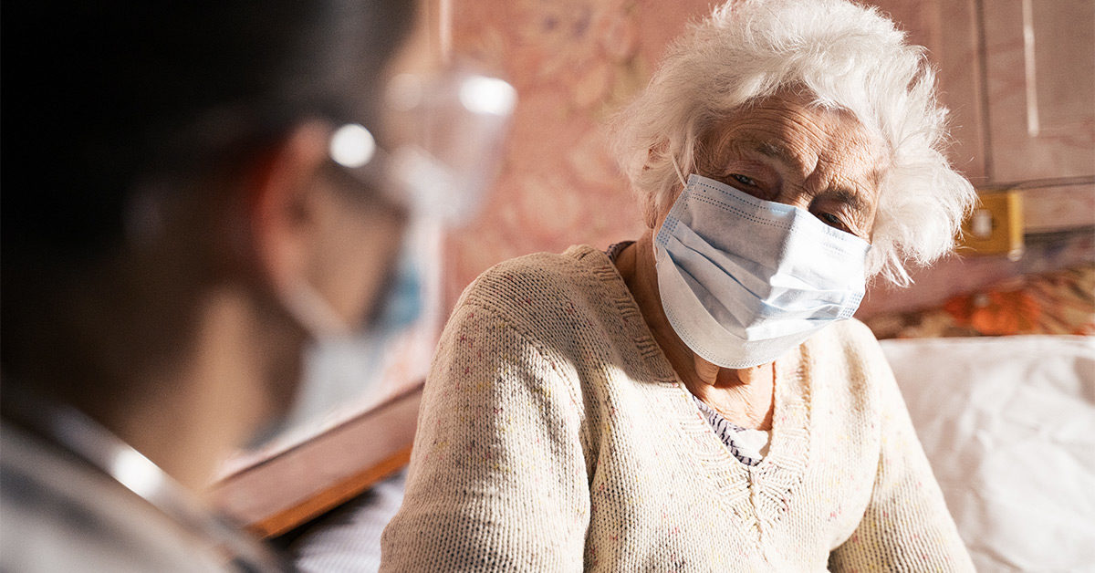 Caring for Someone with Alzheimer's During the COVID-19 Outbreak