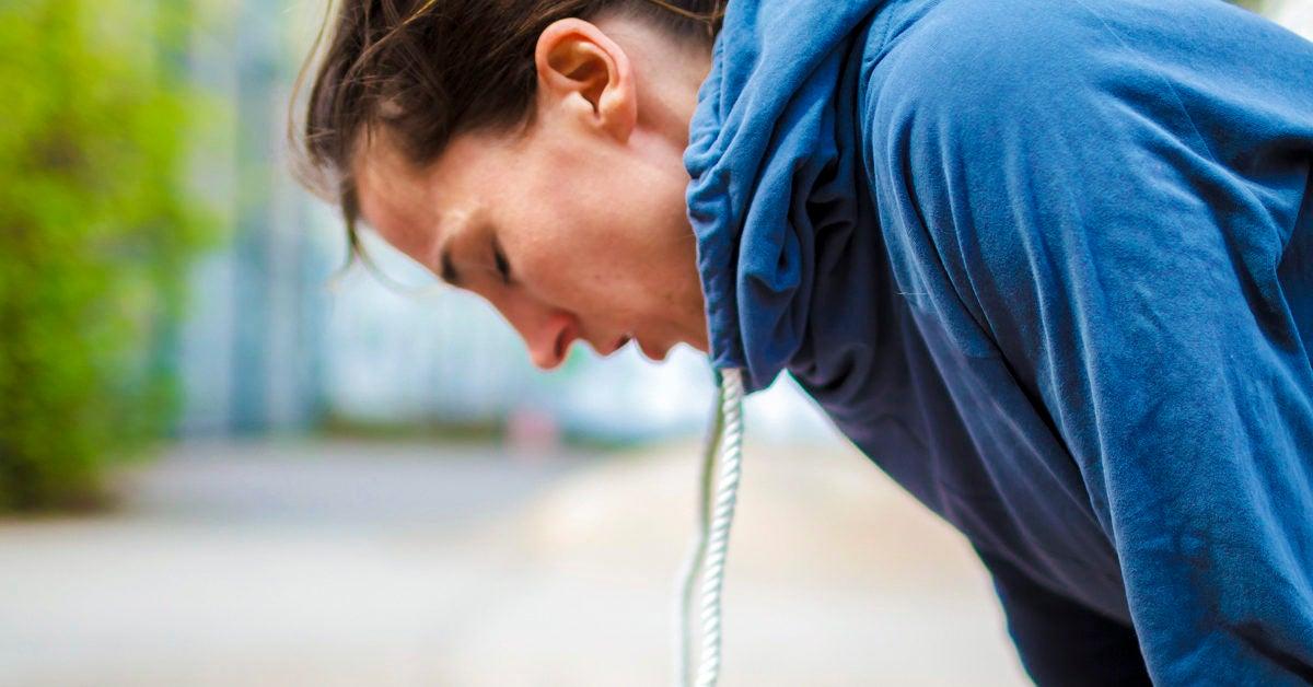 Wie fühlt sich Atemnot an? Symptome und Ursachen