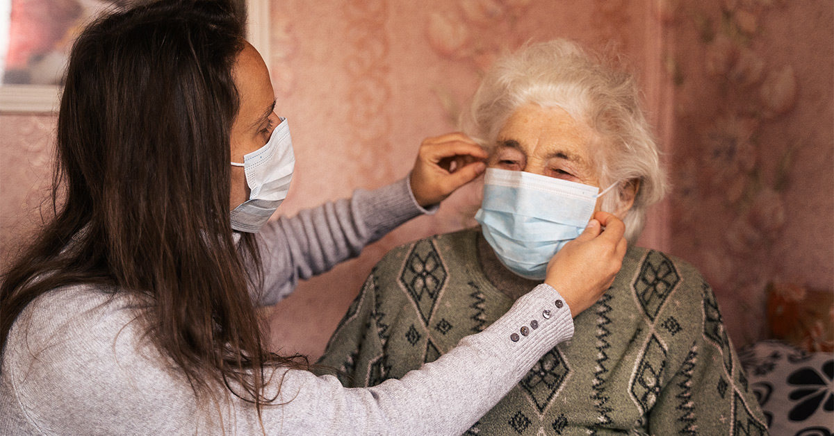 How Home Healthcare Workers Are Navigating the COVID-19 Outbreak