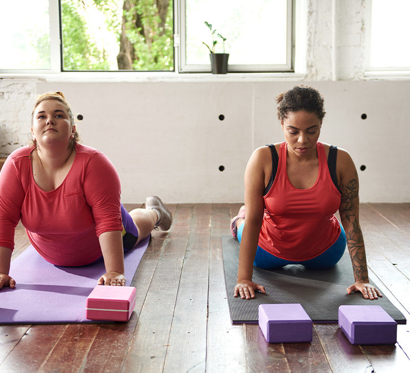 I M A Fat Chronically Ill Yogi I Believe Yoga Should Be Accessible