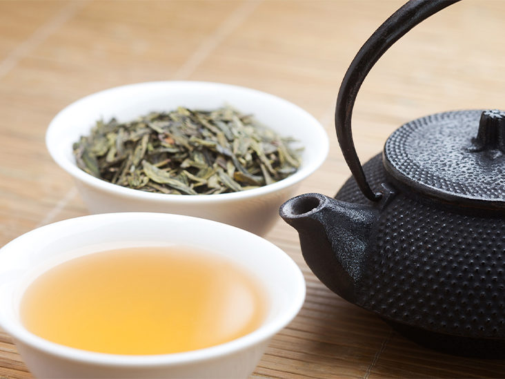 10 Reasons to Drink More Green Tea