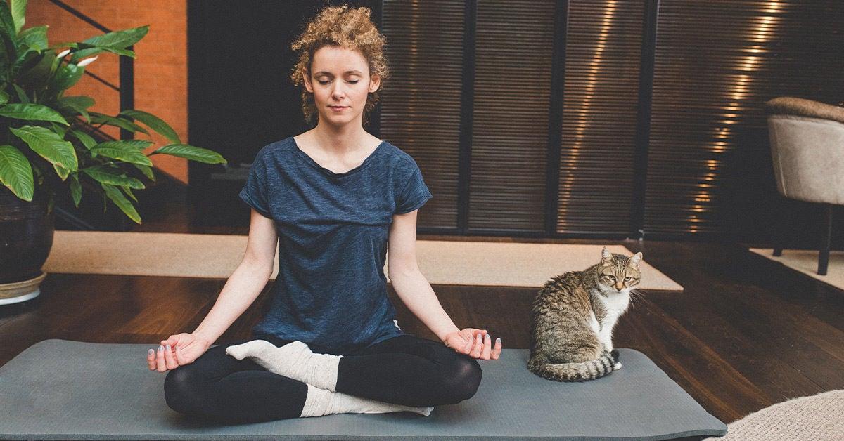 Yoga May Help Relieve Migraine Symptoms