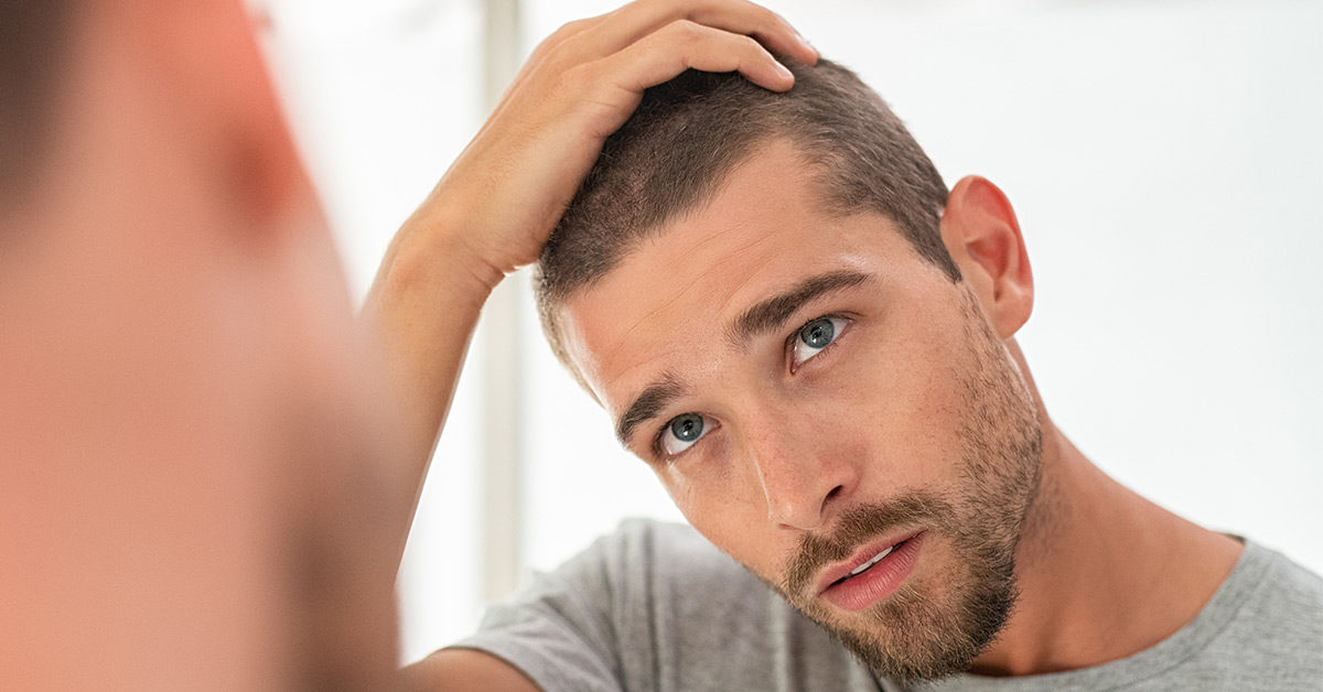Dry Hair In Men Causes Treatment And Prevention