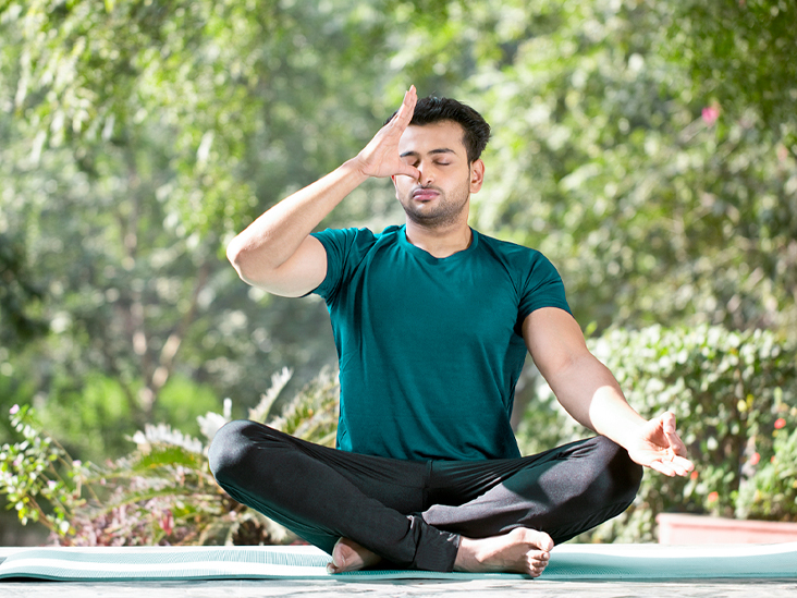 Anulom Vilom Pranayama Potential Benefits And How To Practice It