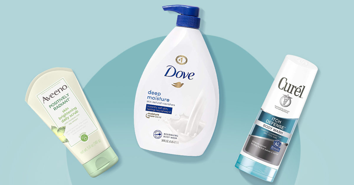 16 Best Body Washes For Dry Skin For 2020