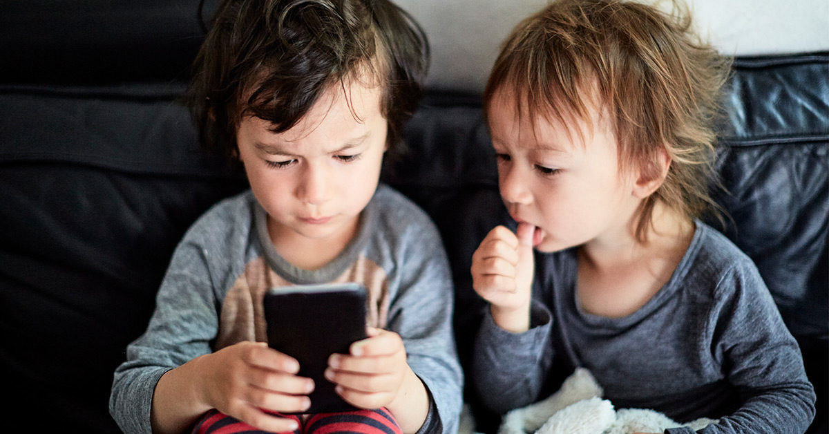 Preschoolers May Be Looking at Screens More Than Parents Realize