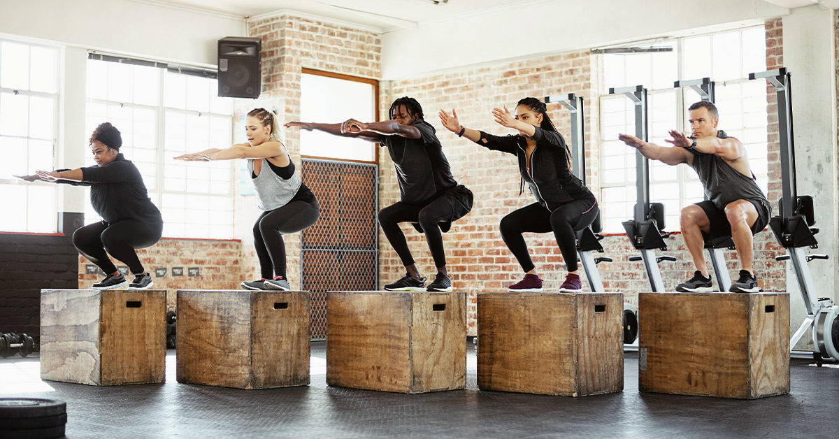 Here's Why COVID-19 Can Spread So Easily at Gyms and Fitness Classes
