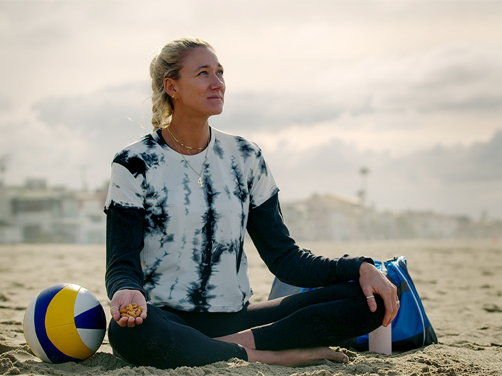 How Olympian Kerri Walsh Jennings Is Staying Healthy During COVID-19