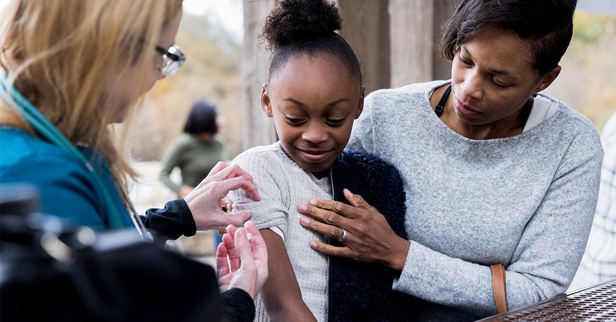 1 in 4 Parents Hesitant to Have Children Vaccinated Against Flu