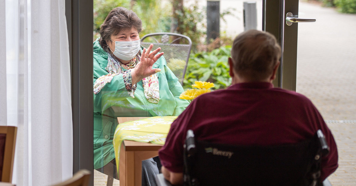 How One Nursing Home Stopped a COVID-19 Outbreak