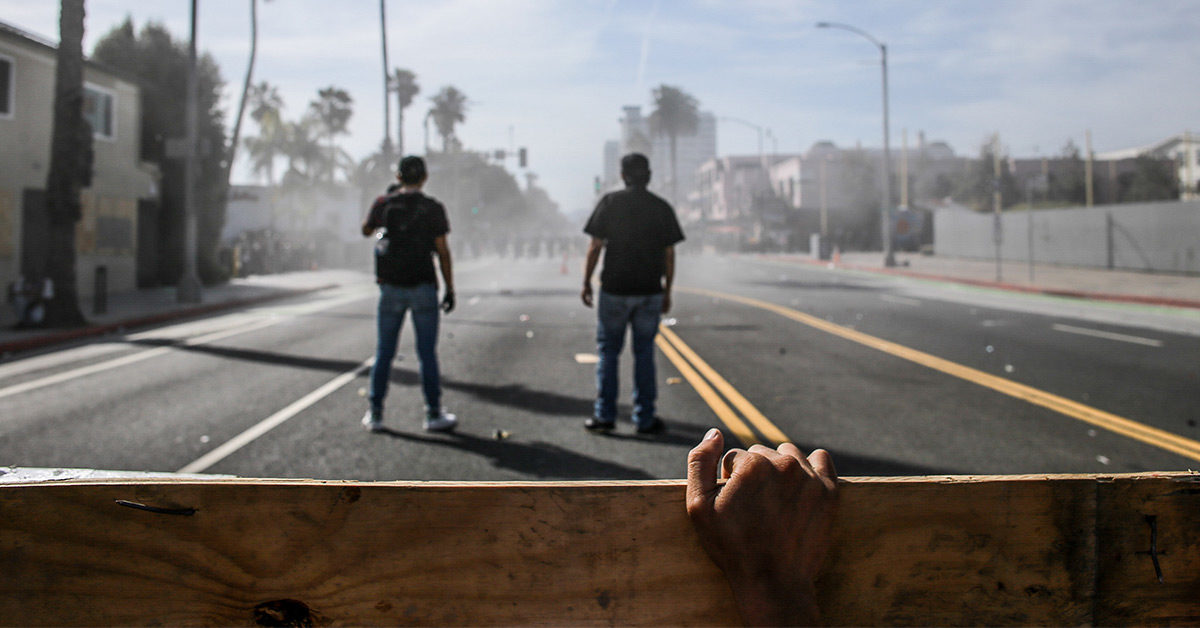 How Tear Gas and Pepper Spray Affect the Body