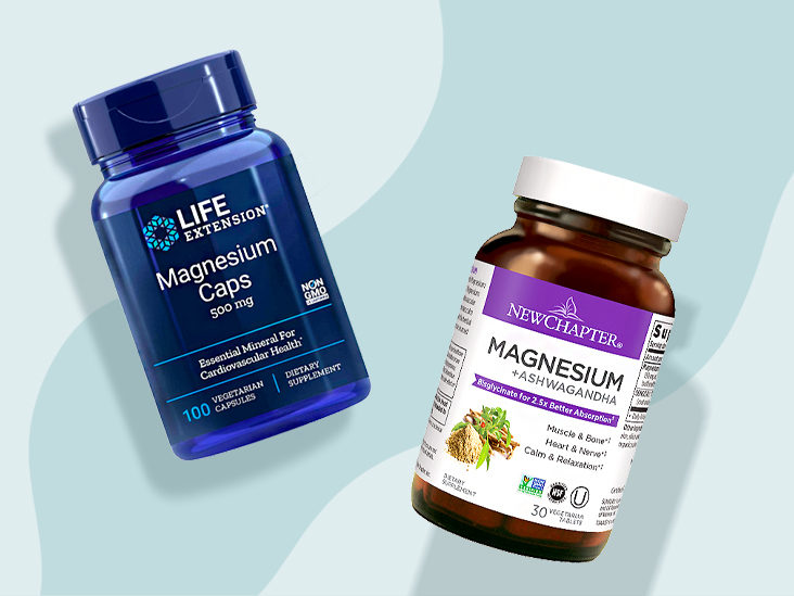 The 10 Best Magnesium Supplements for Sleep in 2021