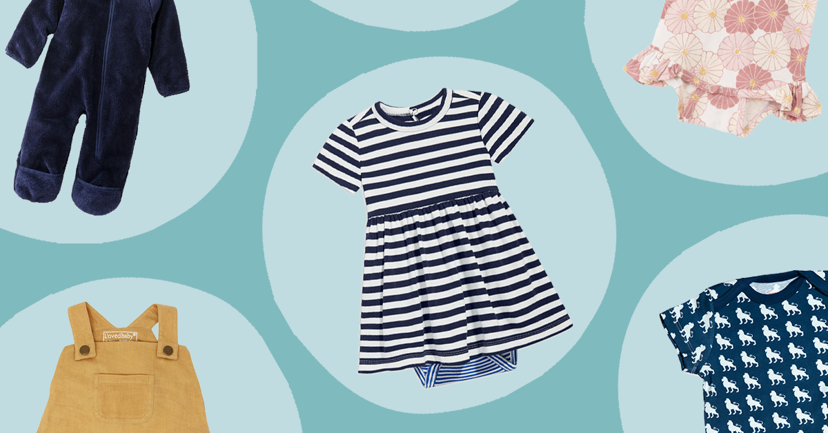 20 Best Baby Clothes Brands 2021 Healthline Parenthood