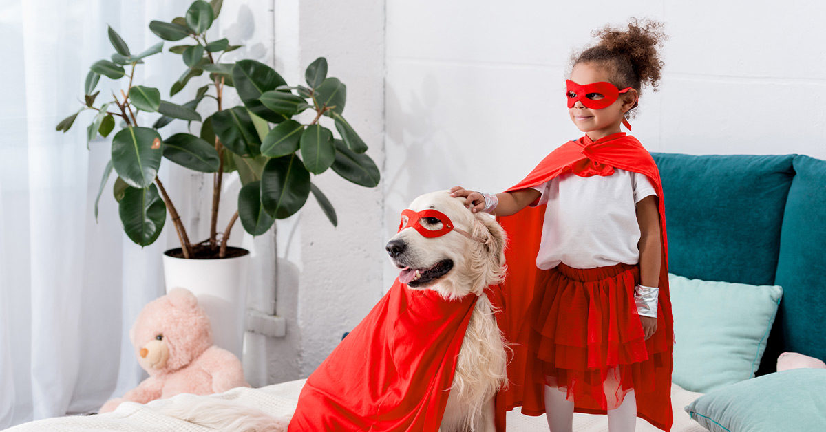 Concerned About Your Kid's Social Development? Getting a Dog Can Help
