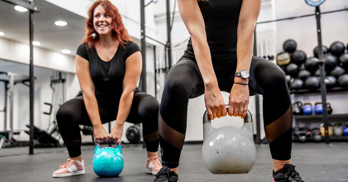 Losing Weight Doesn't Help Young, Healthy Women Improve Fitness