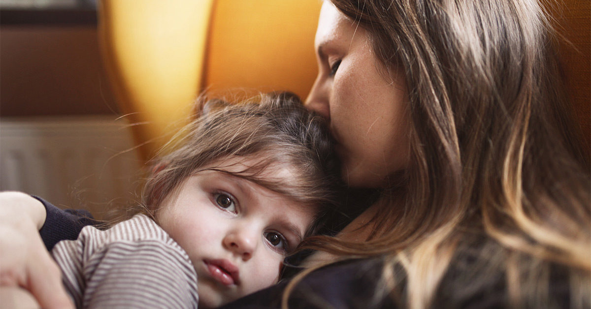 Children of Mothers with Depression More Likely to Develop Depression