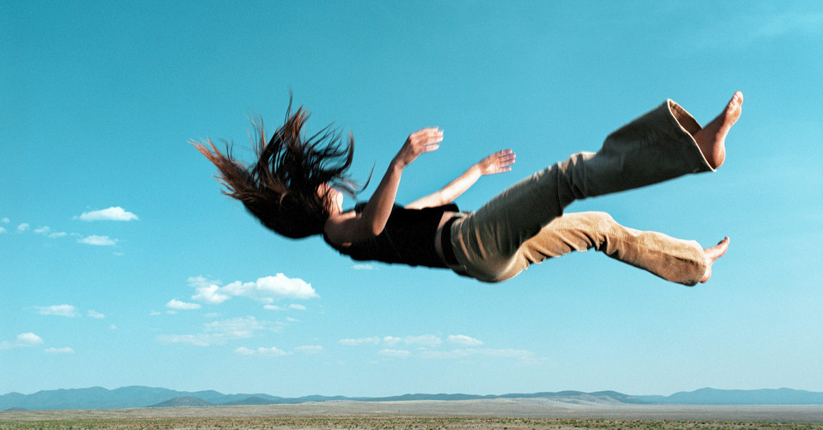 Dreams 101: Decoding Dreams About Falling